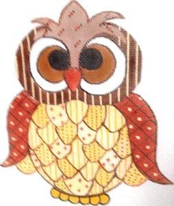 RN855-OWL by Robbyn's Nest Designs