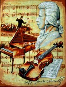 RP142177-Mozart by Royal Paris