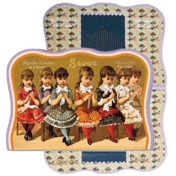 SAJOU CHILDREN ASSORTMENT TAPESTRY AND SEWING NEEDLES