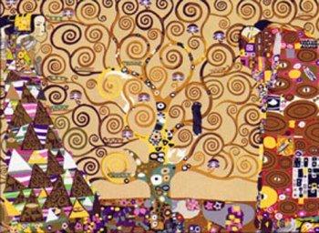 SEG933317-TREE OF LIFE Klimt Adaptation by SEG