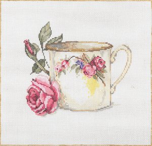 CUPPA by Sandra Gilmore STITCH GUIDE SG181045