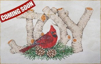 BIRCH JOY by Sandra Gilmore  STITCH GUIDE  SG181180sg