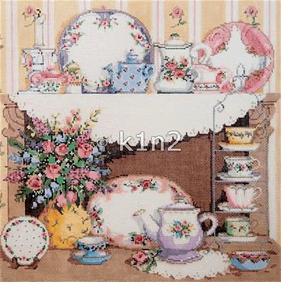 MY COLLECTION by Sandra Gilmore STITCH GUIDE ONLY SG18505-sg