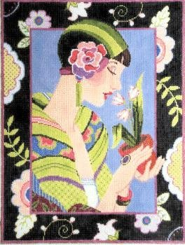 CAMILLE by Sandra Gilmore  STITCH GUIDE  SG18552sg