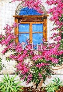 BOUGANVILLA by Sandra Gilmore STITCH GUIDE SG18802sg