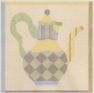 SMFTT-Tall Teapot #2 with stitch guide by Sew Much Fun