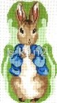SNBP18-Peter Rabbit by Silver Needle