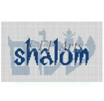 SREP814 SHALOM SIGN by Susan Roberts