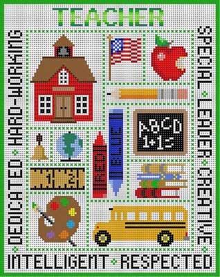 TRGB221-TEACHER by Treglown Designs