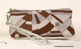 RT734b-VAN den EYKEL PURSE FLAP by Red Thread