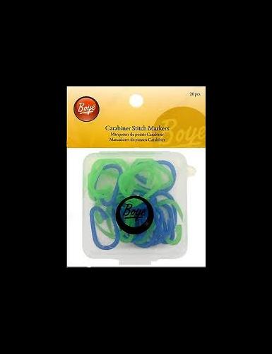 Carabiner Stitch Markers