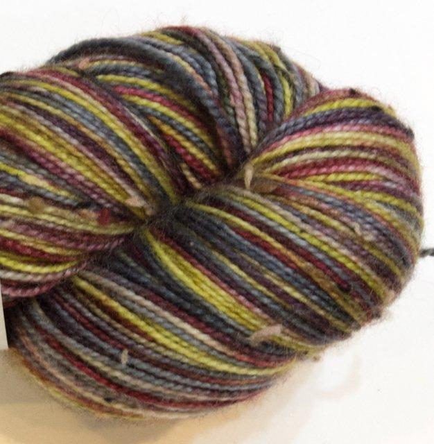 Tweed Sock