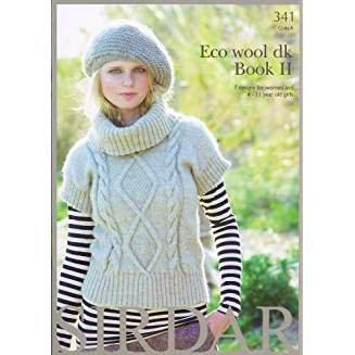 Eco Wool DK Book II