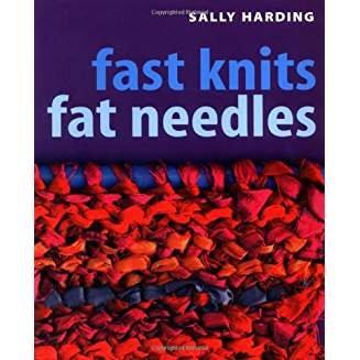 Fast Knits, fat needles