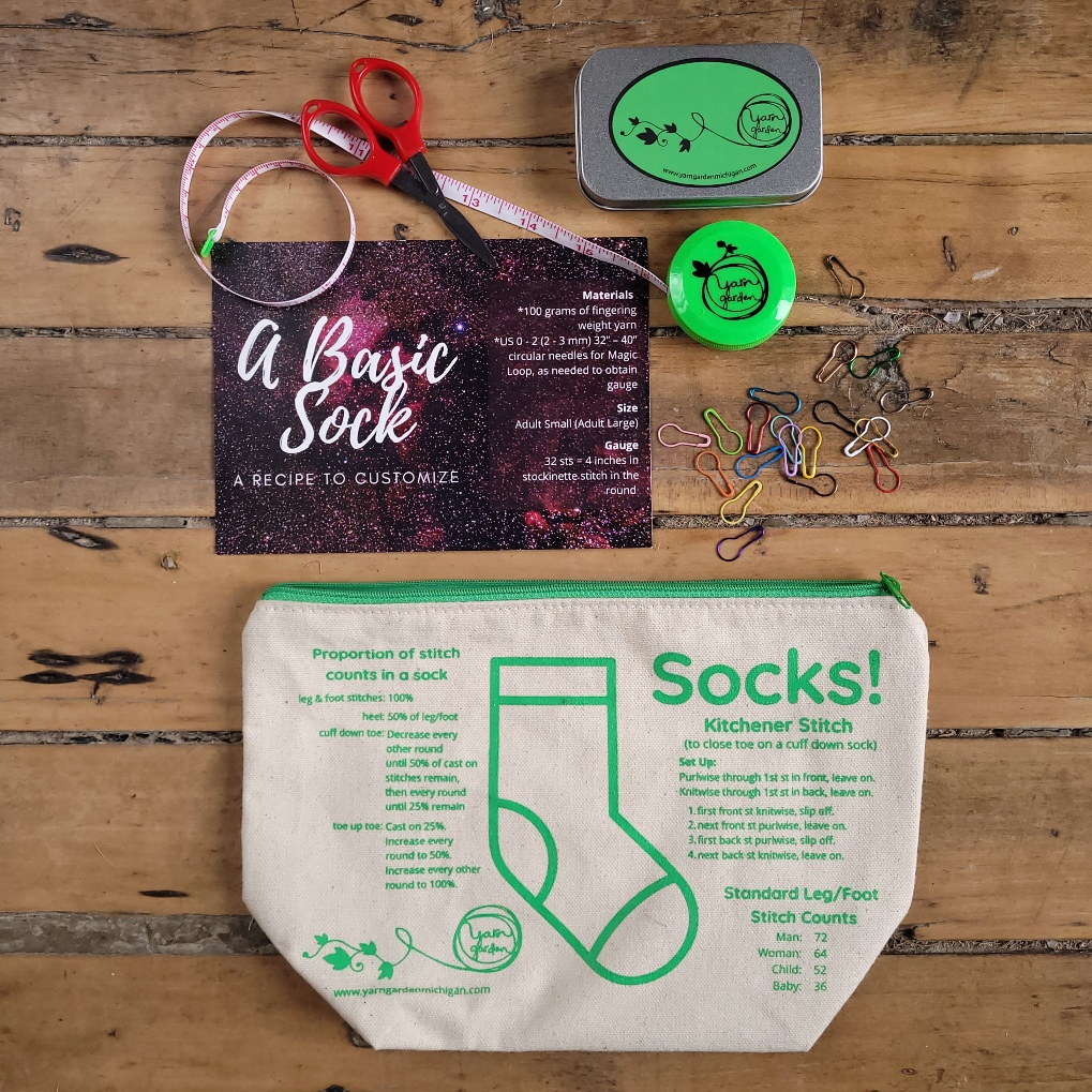 Sock Survival Kit - an LYS Day Exclusive!