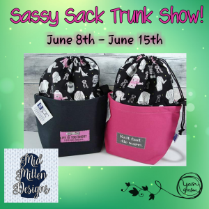 Sassy Sacks Trunk Show