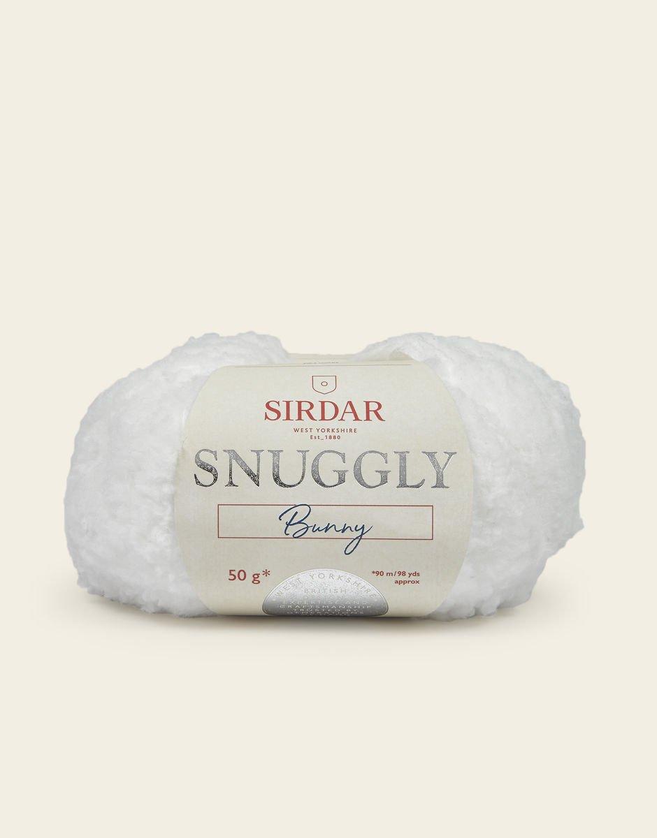 Snuggly Bunny by Sirdar yarns