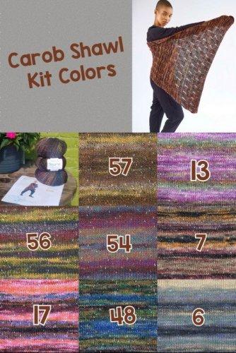 Carob Kit Colors
