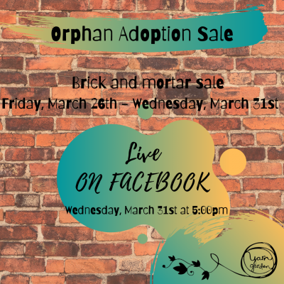 Adoption Event Flyer