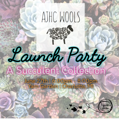 AJHC Wools Launch Party