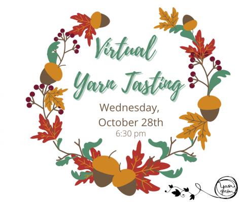 Virtual Yarn Tasting