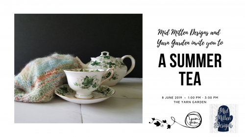 Summer Tea invite