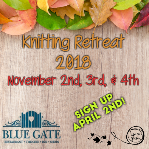 Retreat Announcement