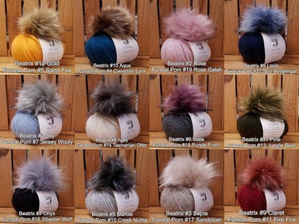 yarn + pom suggestions