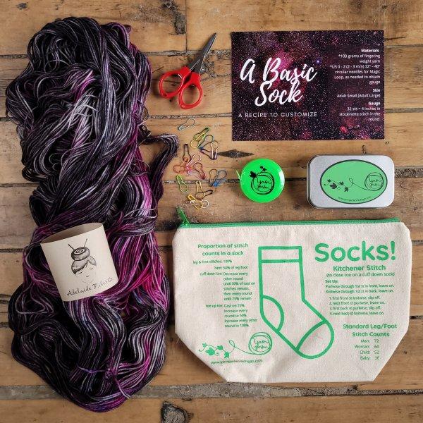 YG Sock Survival Kit