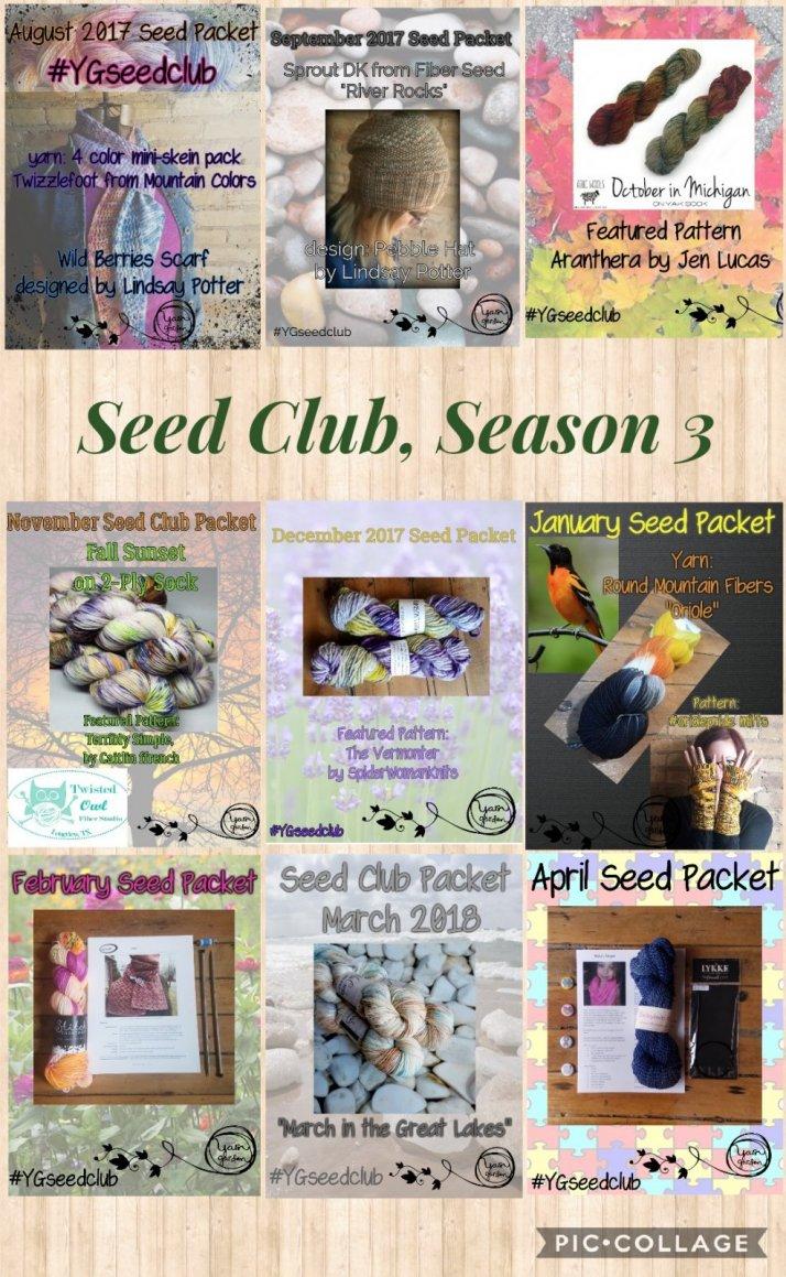 Seed Club, Season 3