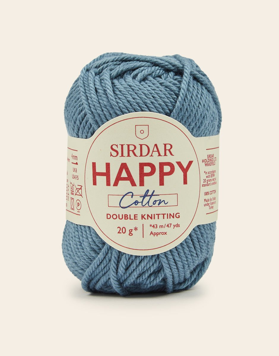 Happy Cotton by Sirdar