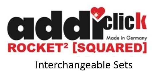addi Click Rocket 2 Squared Interchangeable Sets