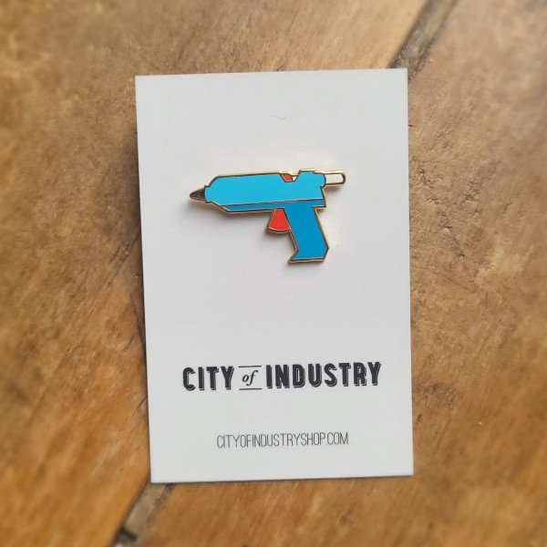 Enamel Pins from City of Industry