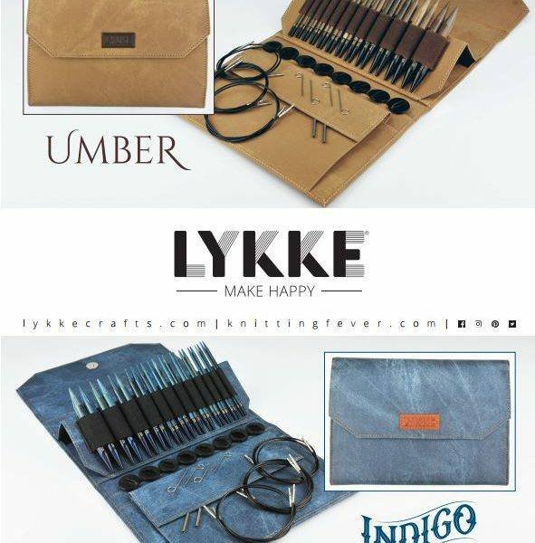 Lykke Interchangeable Circular Needle Set