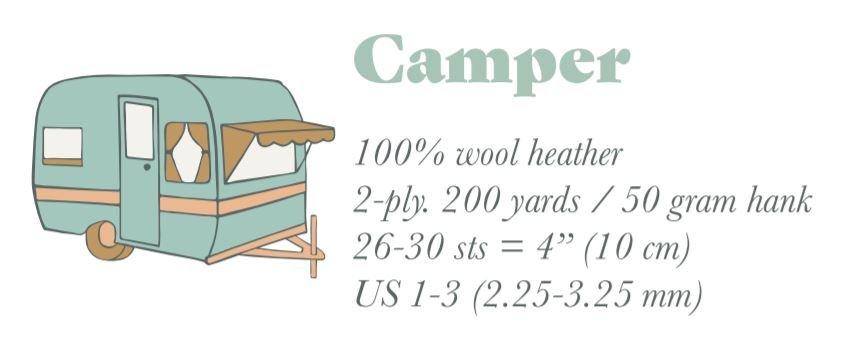 Camper by Kelbourne Woolens
