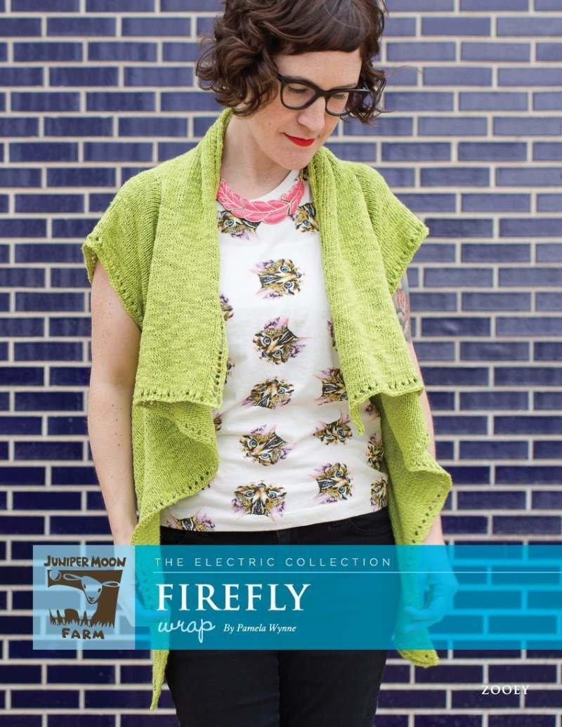 Zooey - Firefly Wrap by Juniper Moon Farm