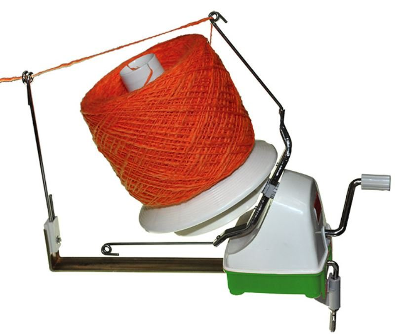 Jumbo Yarn Ball Winder by Lacis