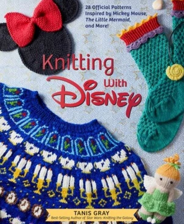 Knitting with Disney