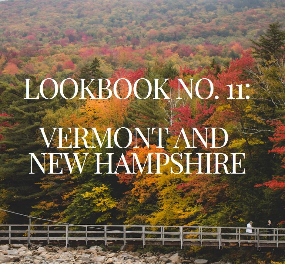 By Hand Lookbook No. 11: Vermont and New Hampshire