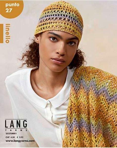 Lang Yarns Punto 27 Linello