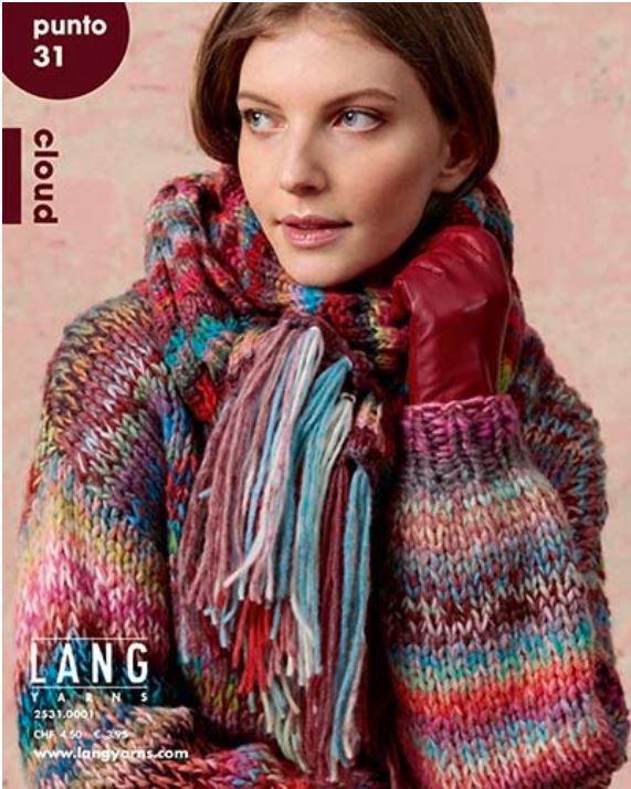 Punto 31 Cloud by Lang yarns