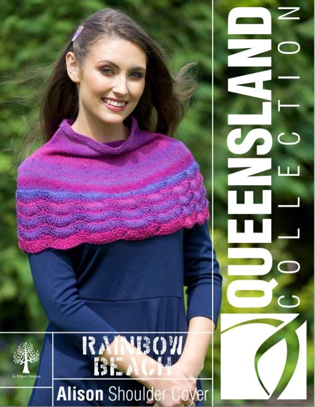 Alison Shoulder Cover for Queensland Collection Rainbow Beach