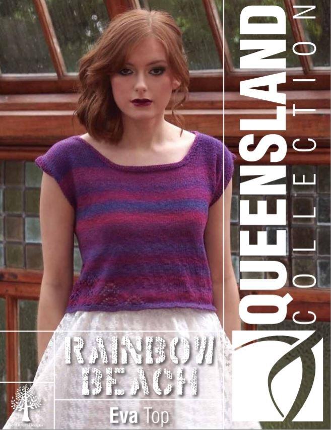 Eva Top for Queensland Collection Rainbow Beach