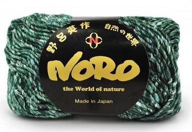 Silk Garden Solo by Noro Yarns