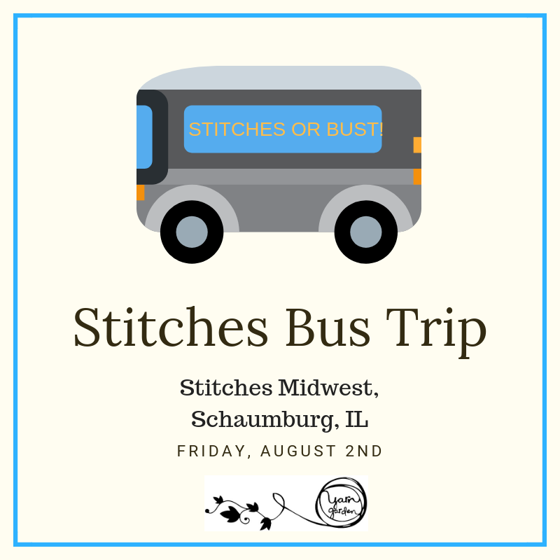 Stitches Bus Trip 2019