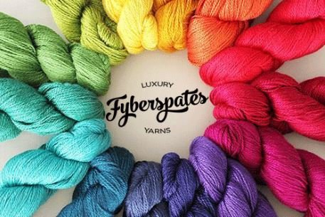 Scrumptious 4ply by Fyberspates