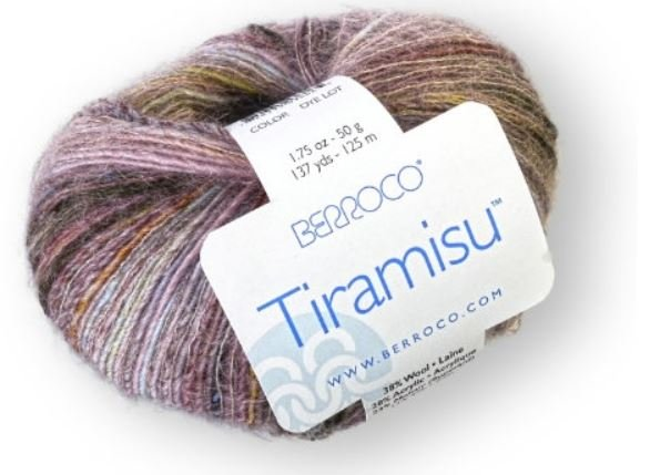Tiramisu by Berroco Yarns