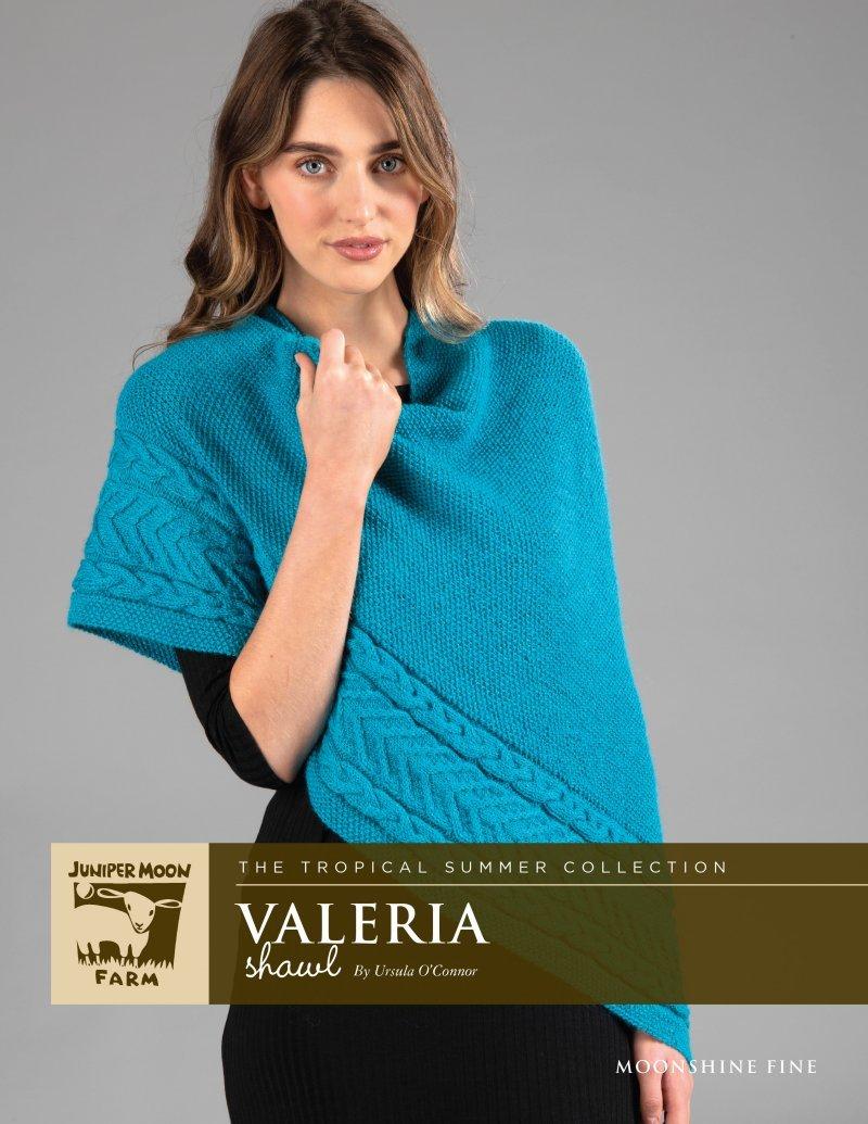 Valeria Shawl Pattern