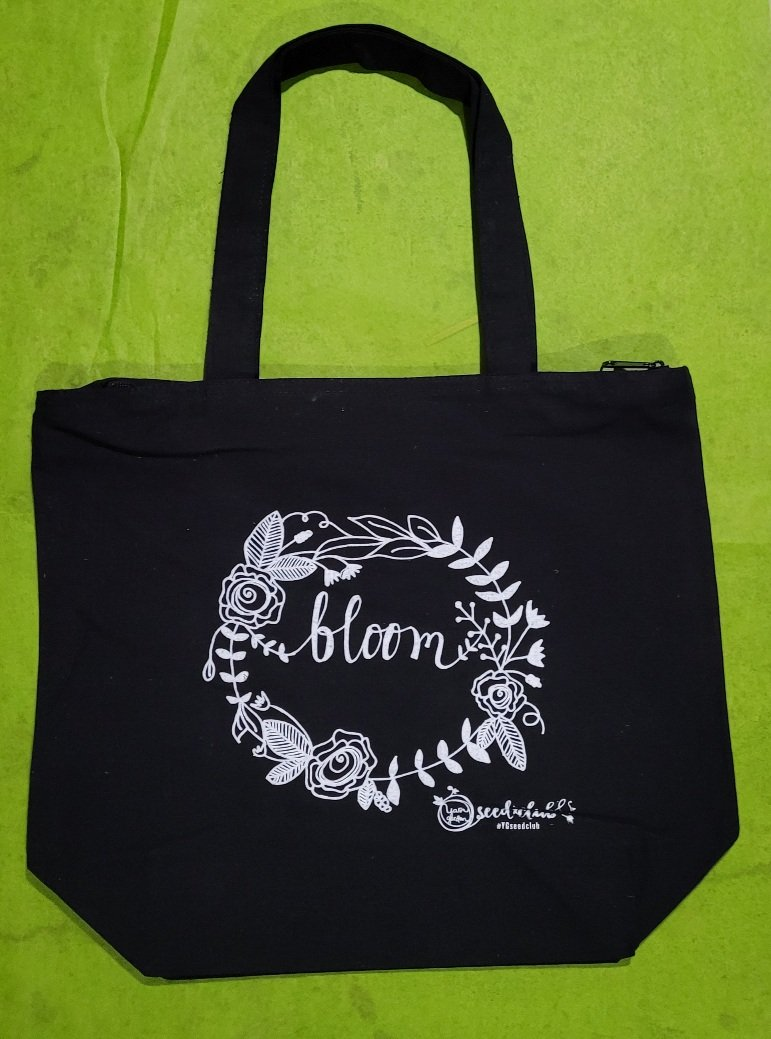 YG Bloom Tote Bag