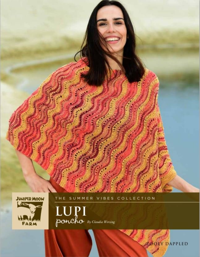 Lupi Poncho for JMF Zooey